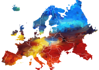 Europe before the misery of nationalism