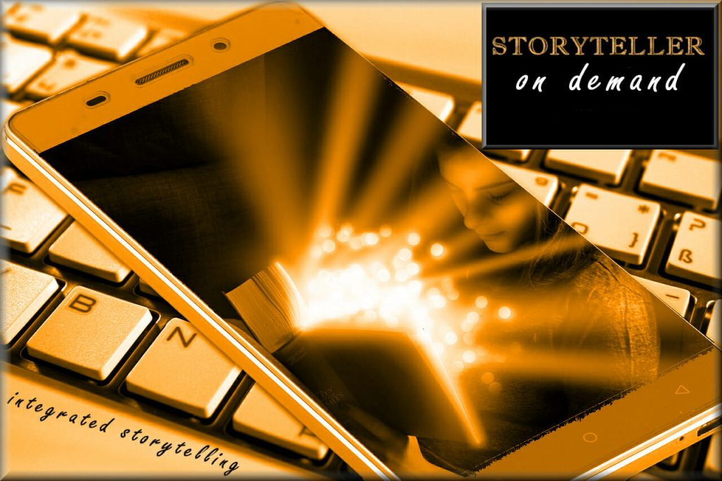 Storyteller On Demand – We make Your Book INTERACTIVE!