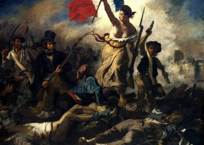 The French Revolution and today's Digital REvolution